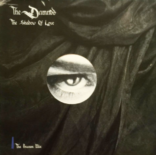 "Damned (The) - The Shadow Of Love (12"") (EX/EX-)"